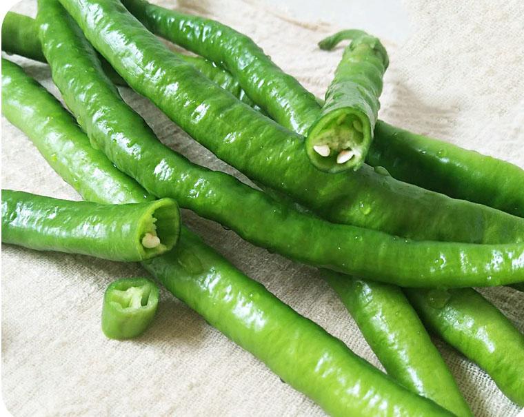 Hangzhou peppers
