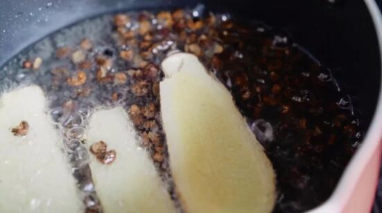 Mung Bean Noodles sauce step2