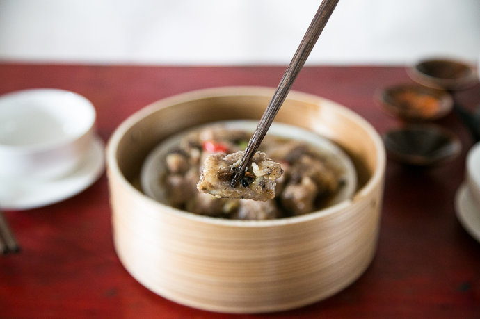 Spare Ribs with Black Bean Sauce2