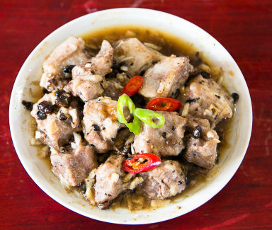 Spare Ribs with Black Bean Sauce3