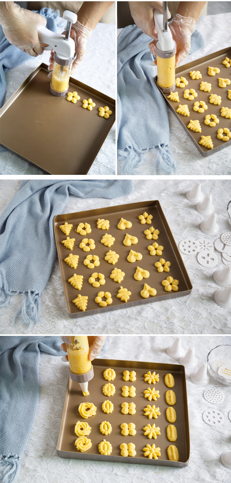 Use Cookie Press
