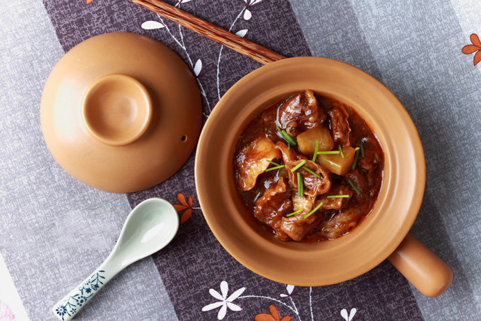 chinese braised beef