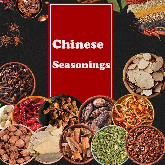 Chinese Seasonings