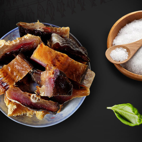 Chinese salted fish – Simple Way
