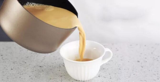 Hong Kong Milk Tea step4