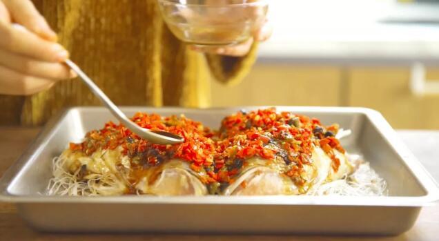 Hunan Fish step7
