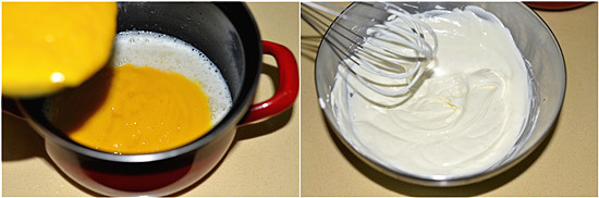 Mango Pudding steps3-4