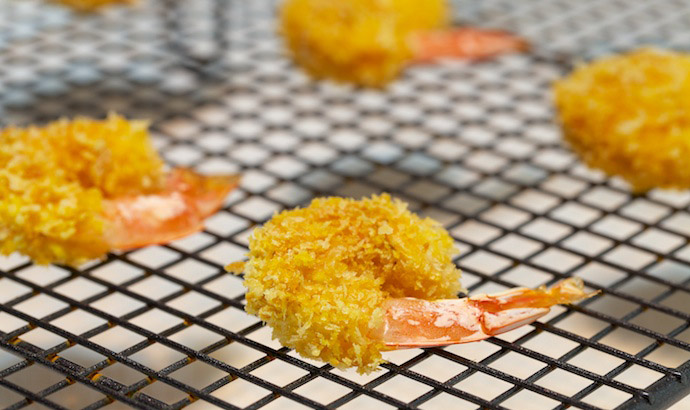 Panko Shrimp step11