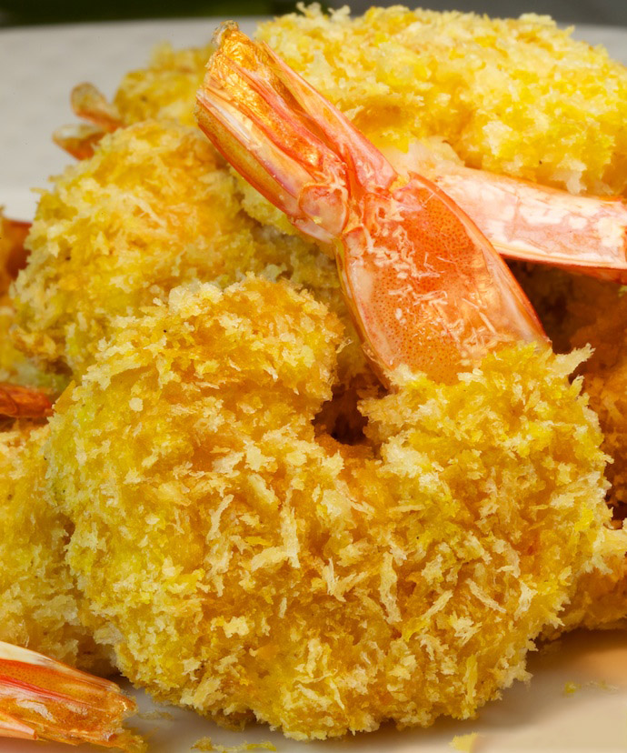 Panko Shrimp