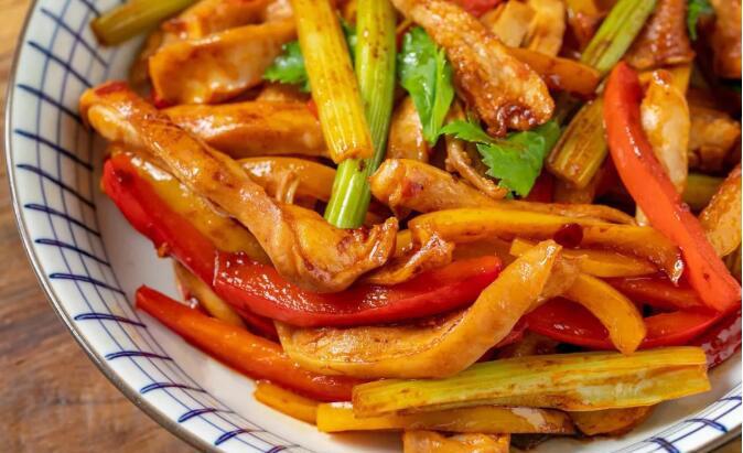 Pork Stomach Recipe
