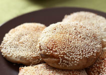 Shao Bing (Shaobing) Recipe – Chinese Sesame Bread