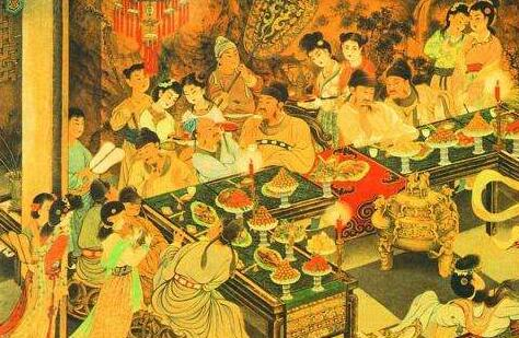 The History and Chinese Food