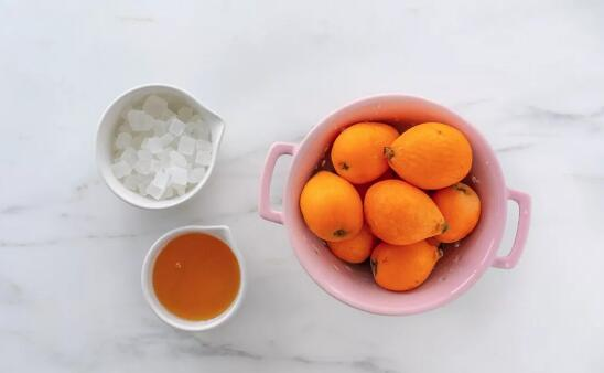 Chinese Loquat Syrup ingredients