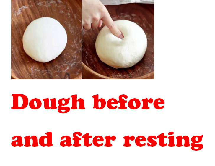 Making the dough step4