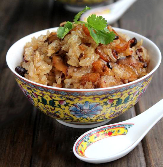 Taiwanese Sticky Rice