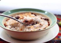 Sweet Taro Paste Recipe