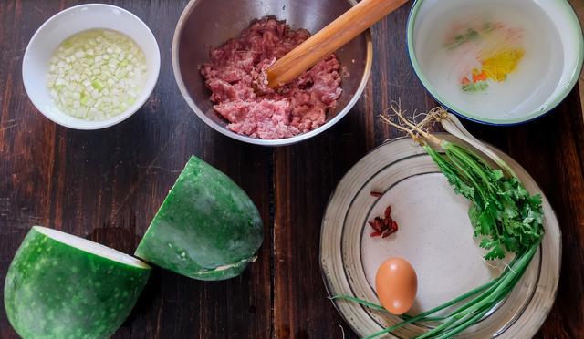 Winter Melon Soup step3