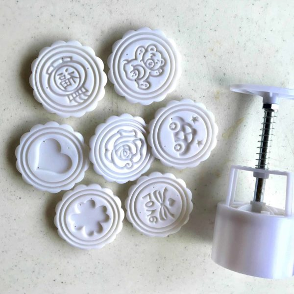 Moon Cake Mold – Top Rated Moon Cake Makers