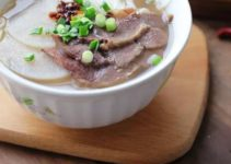 Nui Rou Mian – Chinese Braised Beef Noodle Soup