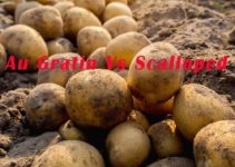 Au Gratin Vs Scalloped – Difference Between Scalloped Potatoes And Au Gratin