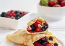 48 Savory Crepe Filling Ideas With Recipe You Should Definitely Try
