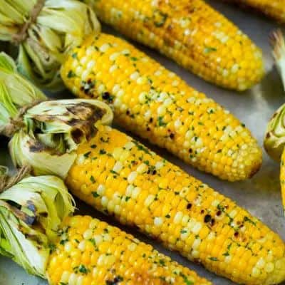 Corn on the Cob 1