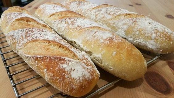 French or Sourdough Bread