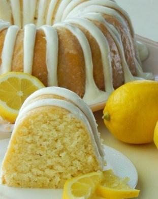 Italian Lemon Poundcake