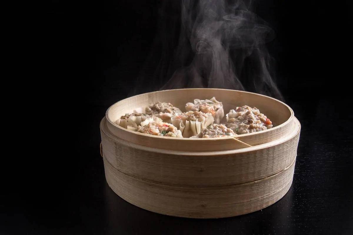 Shumai Shrimp Pork Dumplings