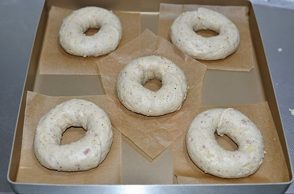 asiago cheese bagel step14