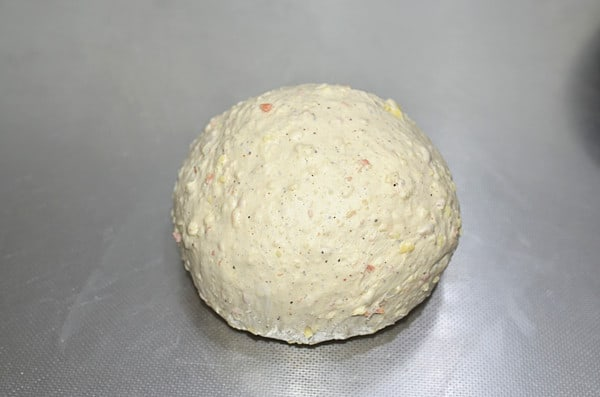 asiago cheese bagel step8