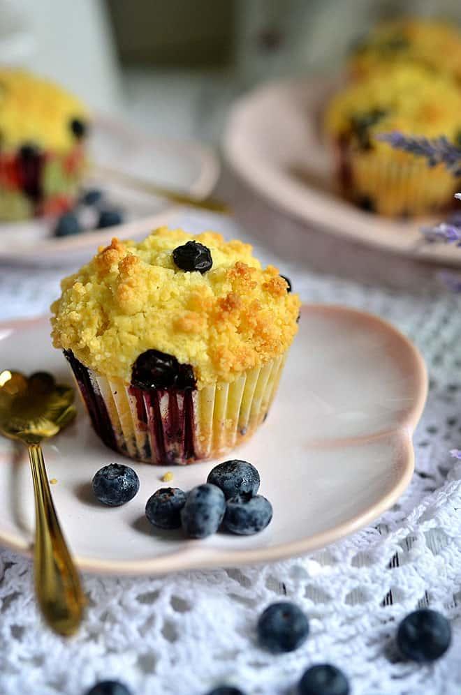 blueberry muffins 6