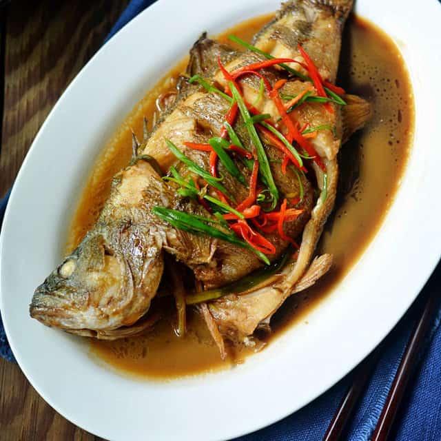braised fish 3