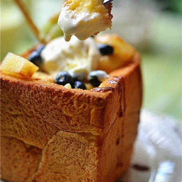 Brick Toast Recipe With Honey (Amazingly Yummy)