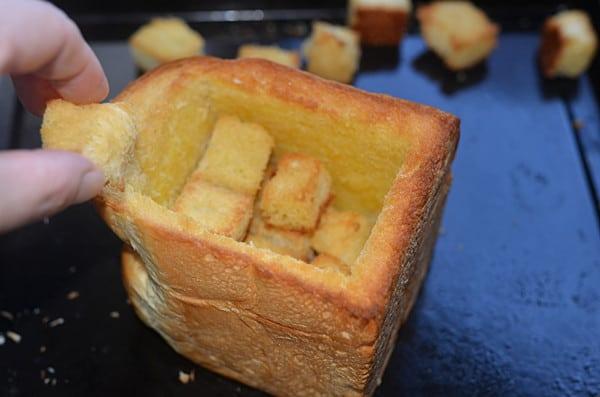 brick toast step9