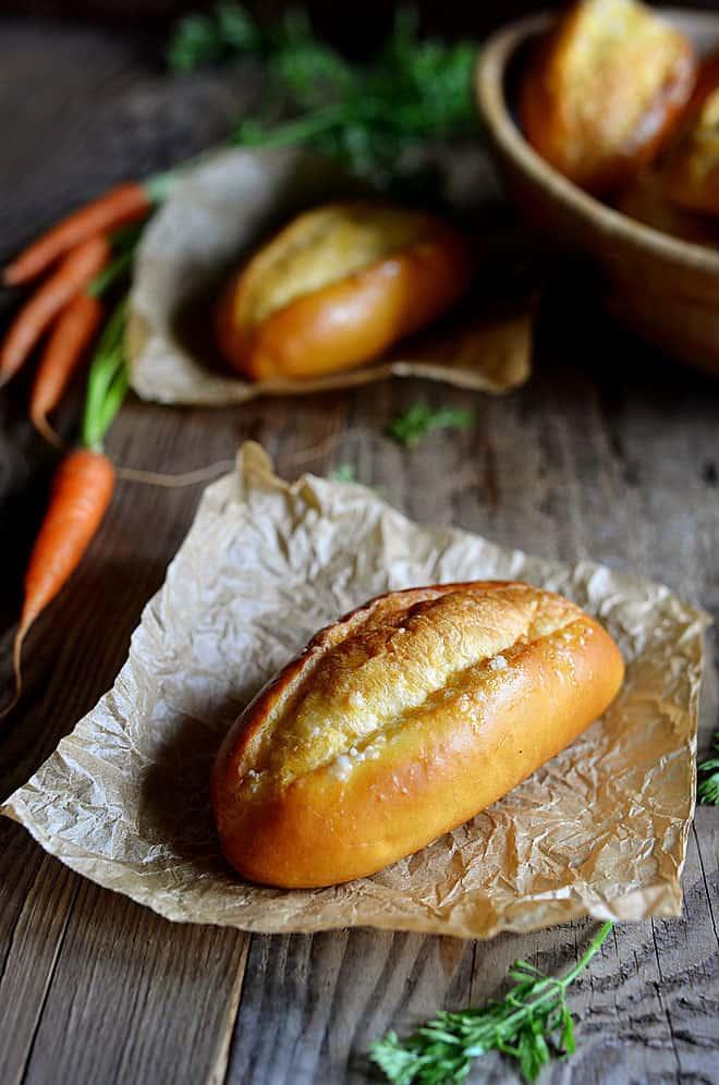 carrot bread 1