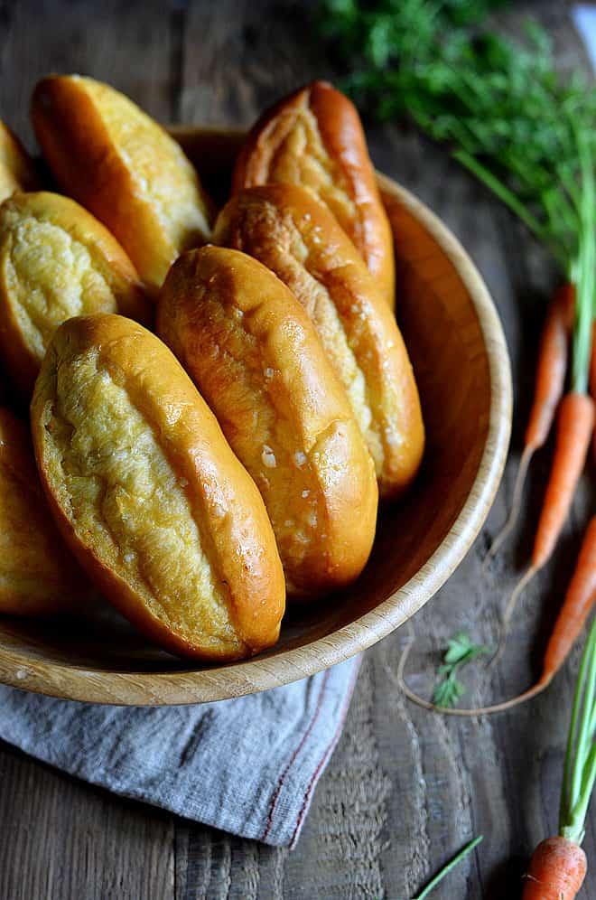 carrot bread 3