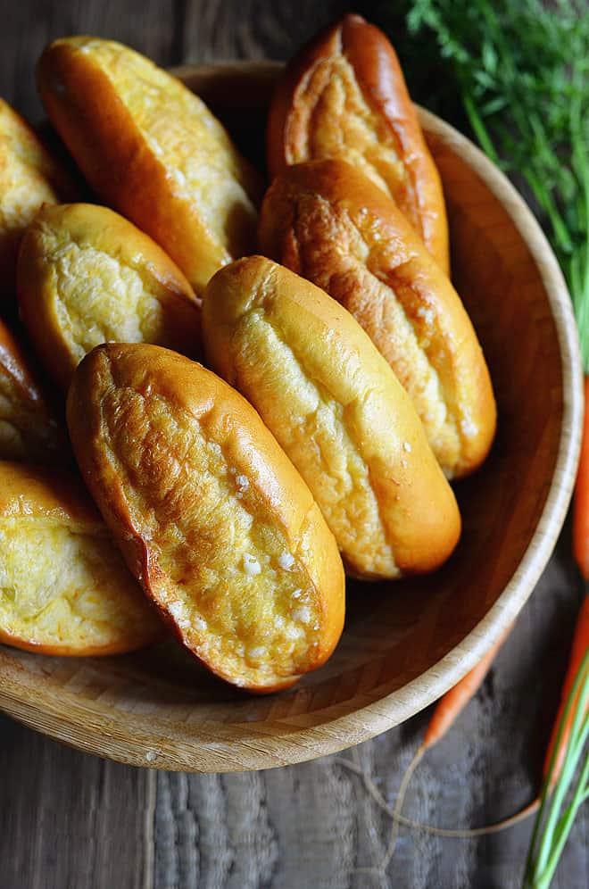 carrot bread 6