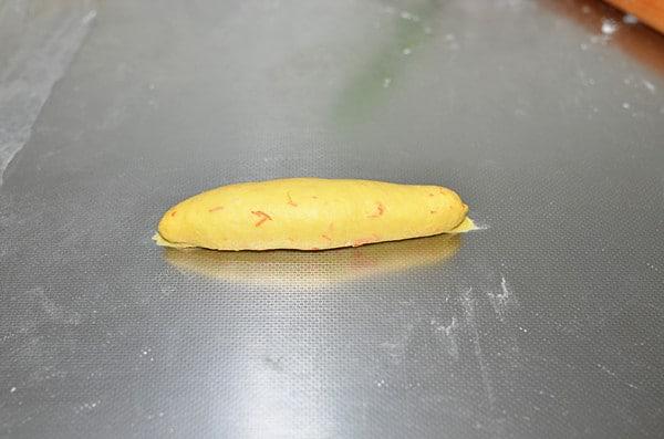 carrot bread step8