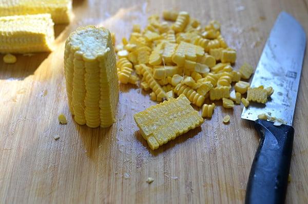 corn milk step2
