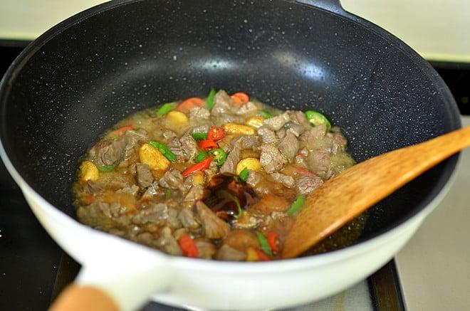 garlic beef step12