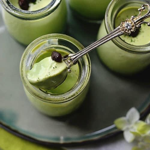 matcha pudding7
