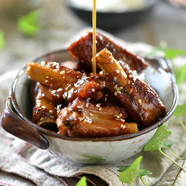 sweet and sour spare ribs 3