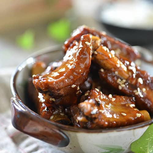 sweet and sour spare ribs 5