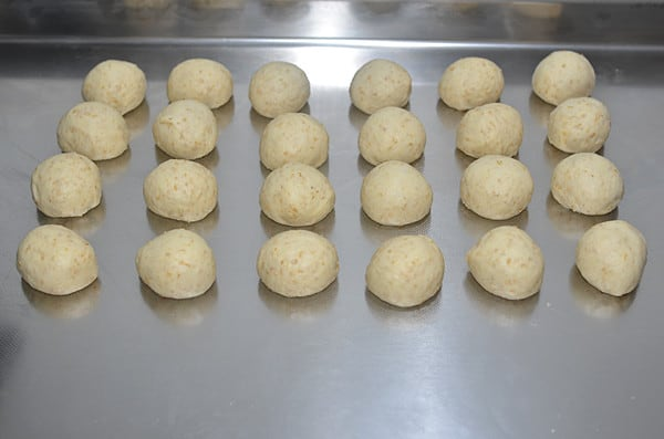 whole wheat roll step6
