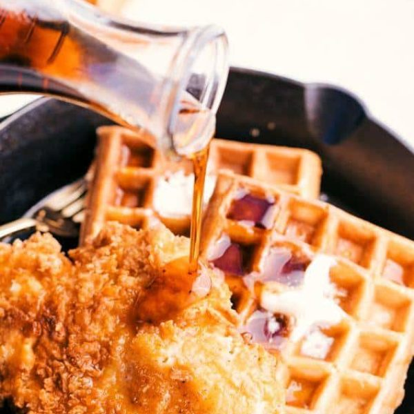 15 + Sides For Chicken And Waffles