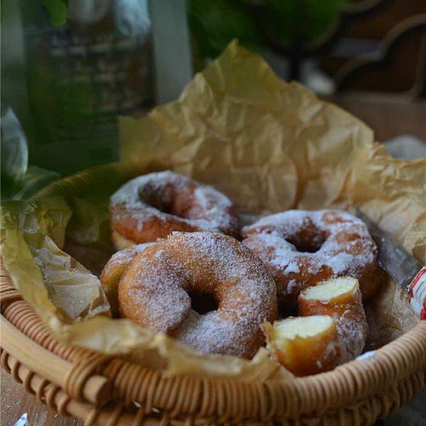 Homemade Sugar Doughnuts – How To Make Sugar Doughnuts