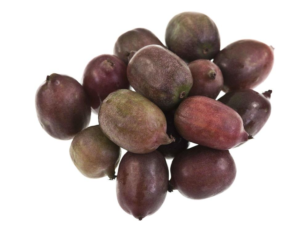 Hardy kiwi fruit