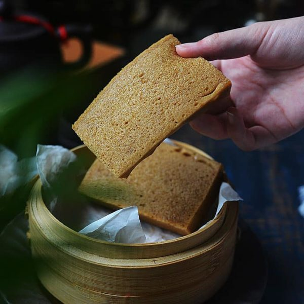Ma Lai Go – One Of The Popular Chinese Steamed Cakes